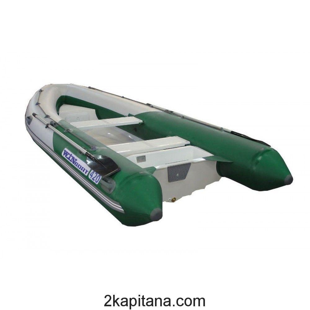 Лодка РИБ WinBoat 420 GT