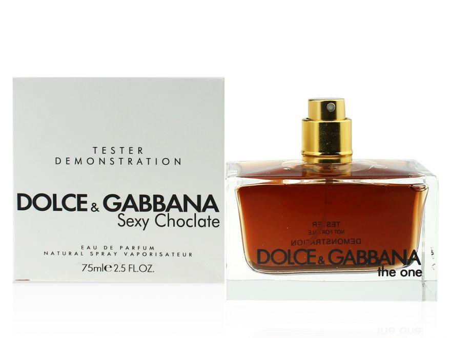 Tester Dolce & Gabbana Sexy Chocolate 75 мл