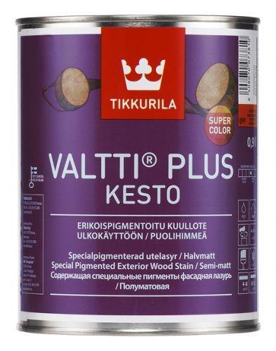 Valtti Plus Kesto Фасадная лазурь нового поколения.