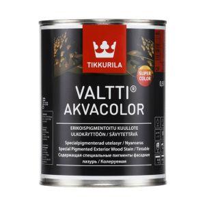 Валтти Акваколор колеруемая фасадная лазурь