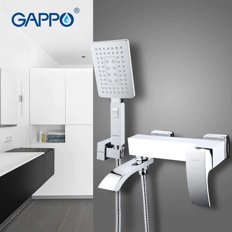 Gappo Jacob G3207-8 Смеситель для ванны