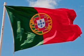 Флаг Португалии государственный 90х150 см