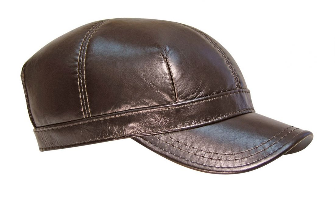 Шарк Наппа коричневая