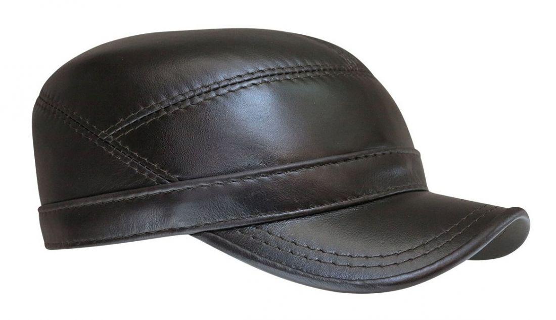 Депо Наппа коричневая
