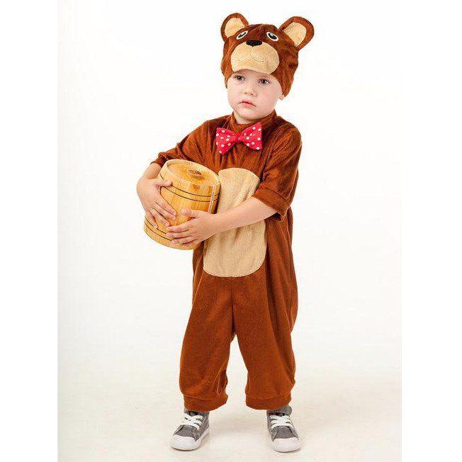 Костюм карнавальный Медведь