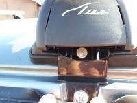 Багажник на крышу Chevrolet Niva, Lux, аэродинамические дуги 53 мм