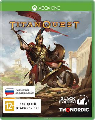 Игра Titan Quest (Xbox One)
