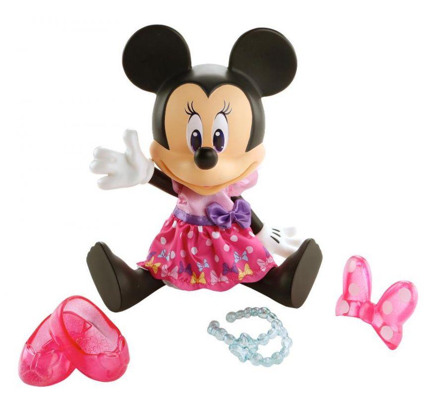 Минни Маус кукла игрушка 35 см Джуниор