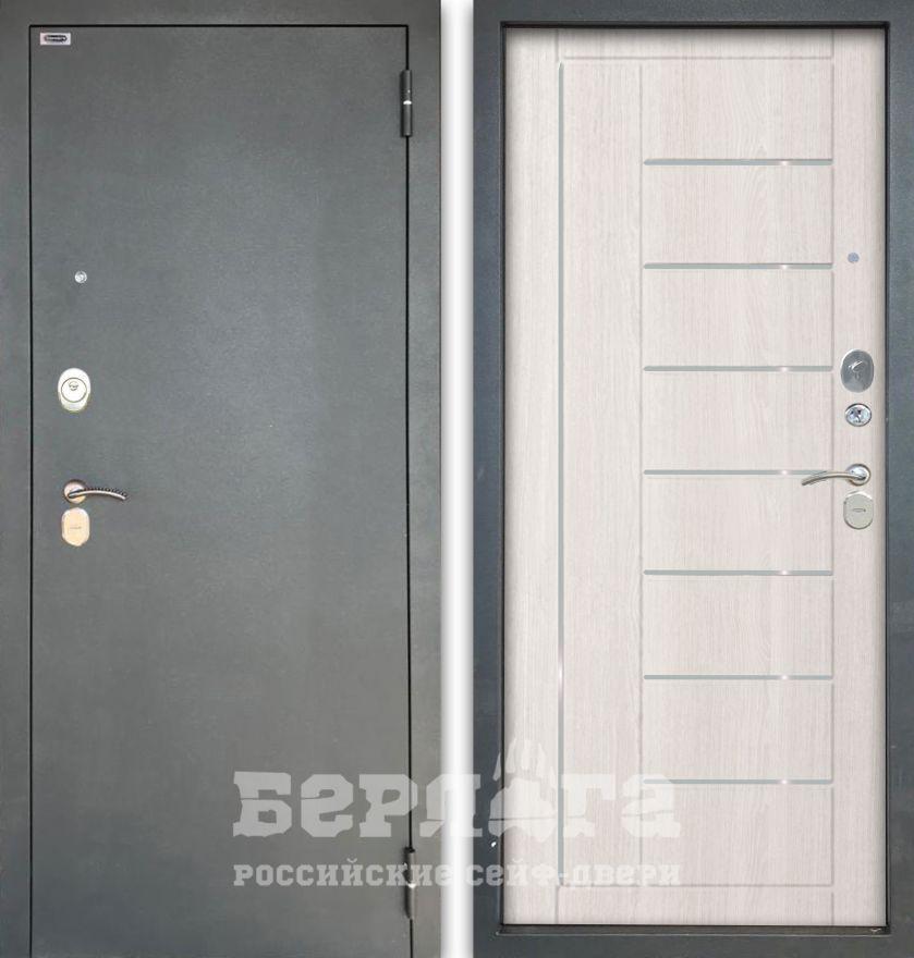 Сейф-дверь БЕРЛОГА Тринити 3К Фриза