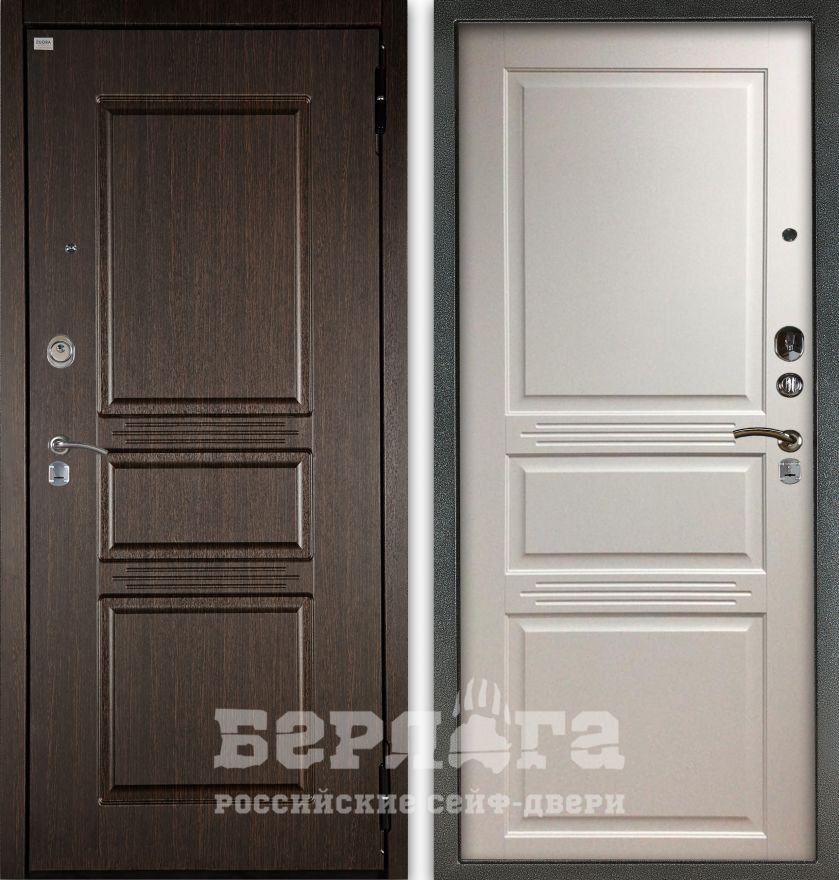 Сейф-дверь БЕРЛОГА  3К 2П ДЖУЛИЯ