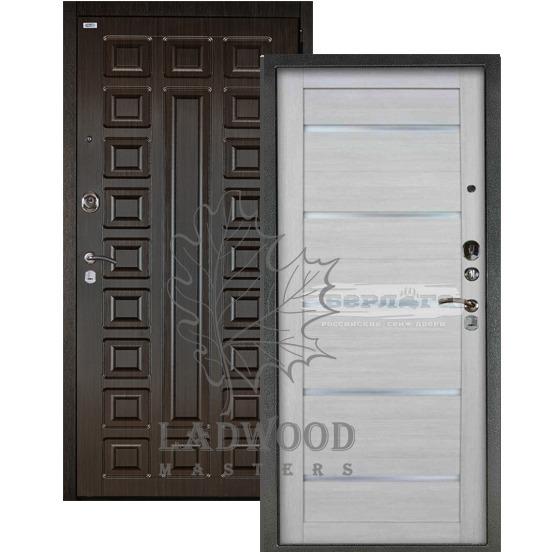 Сейф-дверь БЕРЛОГА  3К 2П АЛЕКСАНДРА