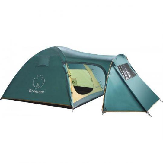 Палатка  NovaTour  Каван 3 Зеленая