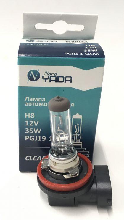 Лампа 12V35W H8 800032 NORD YADA