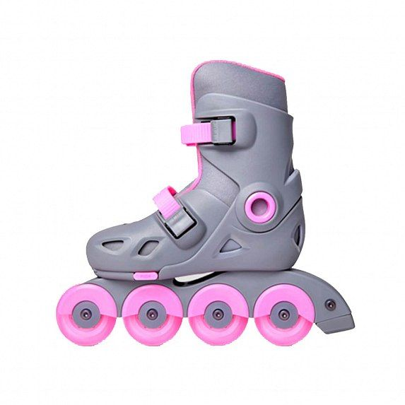 Детские роликовые коньки Xiaomi Smart Skates (Розовый, S)