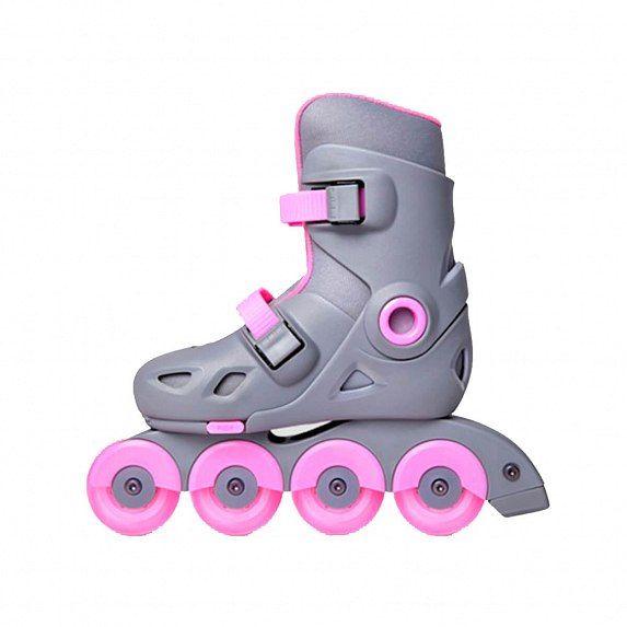 Детские роликовые коньки Xiaomi Smart Skates (Розовый)