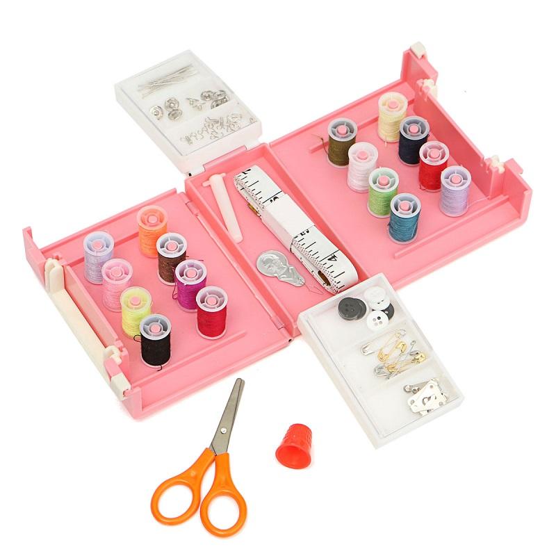 Компактный Складной Набор Для Шитья Super Mini Sewing Box