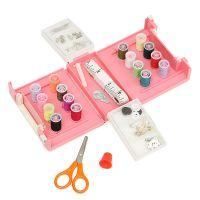 Компактный складной набор для шитья Super Mini Sewing Box (1)