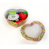 Набор для шитья в футляре Сердце (1)