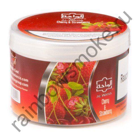 Al Waha 250 гр - Cherry Strawberry (Вишня и Клубника)