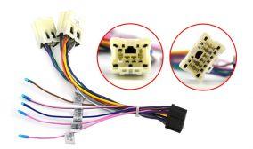 Witson кабель питания для авто Nissan (Extra-cable-001)