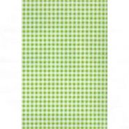Бумага для декупажа DECOPATCH 30х40 / Зеленая клетка (арт. C-FDA 3210)