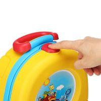 Портативный складной детский горшок-чемоданчик The Handy Potty (5)