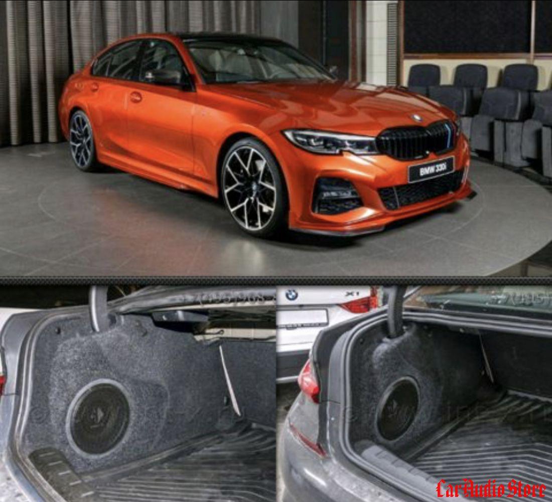 Корпус стелс BMW 3-er G20