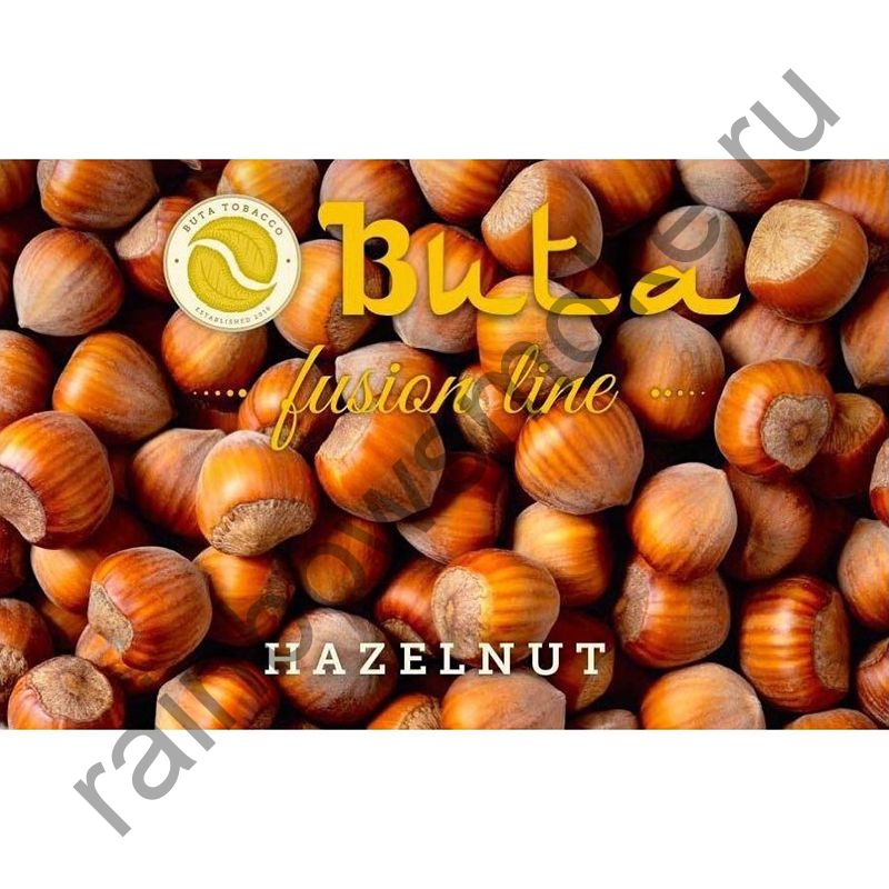 Buta Fusion 1 кг - Hazelnut (Фундук)