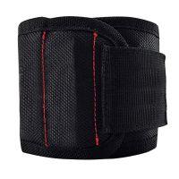 Строительный магнитный браслет Magnetic Wristband, цвет черный (3)