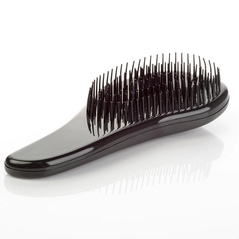 Щётка Для Распутывания Волос Detangler, 18.5 См, Цвет Черный