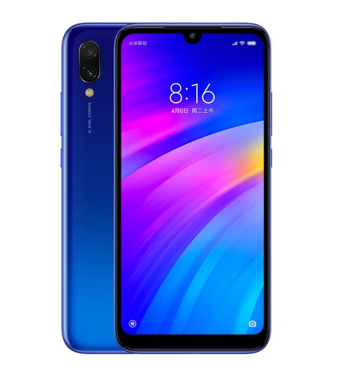 Смартфон Xiaomi Redmi 7 2/16GB Blue
