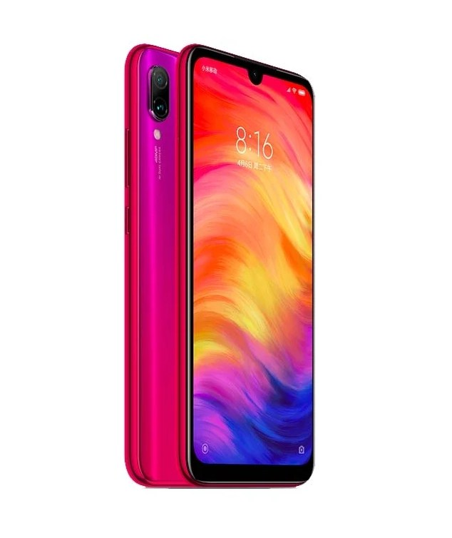 Смартфон Xiaomi Redmi Note 7 3/32GB Red