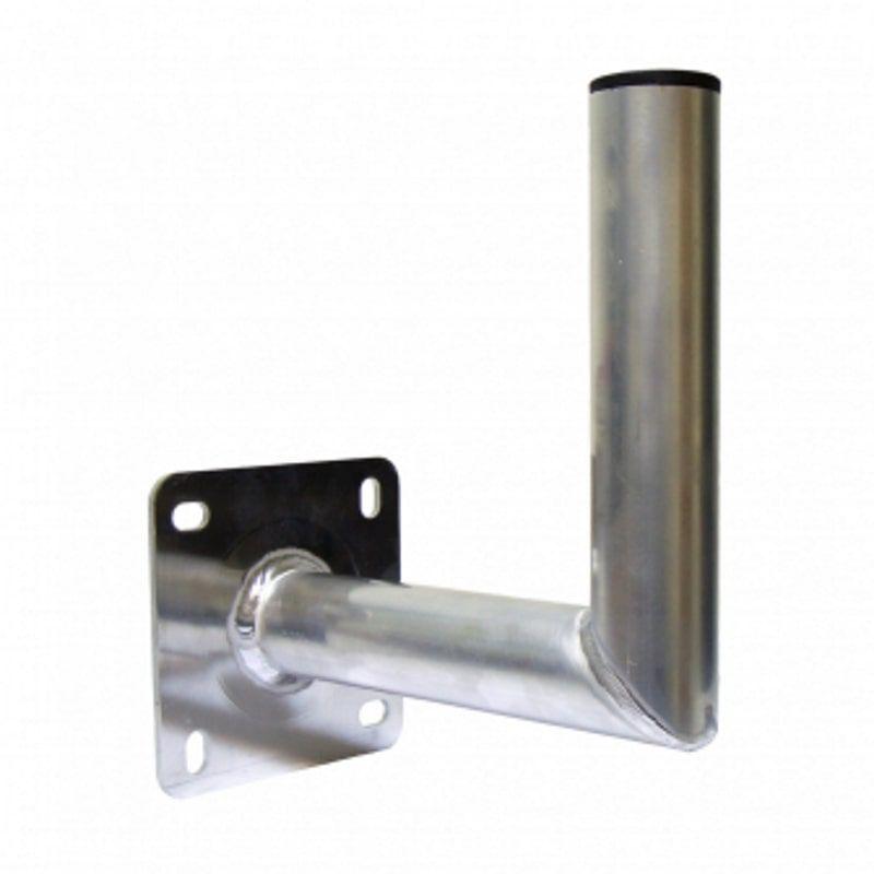 Кронштейн Г-образный вынос 350мм (алюминий)