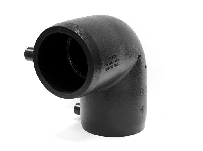 Отвод электросварной 160 90˚ ПЭ 100 SDR 11