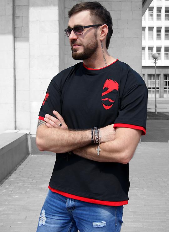 Андеграунд футболка Beard