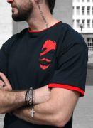 нагрудной кармашек с изображением бородача-пирата