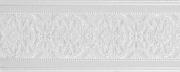 Adore White Cenefa Бордюр 10x25