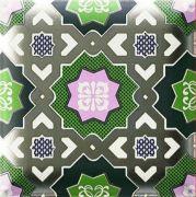 HD Effects Nilo Green Decor плитка настенная 15х15
