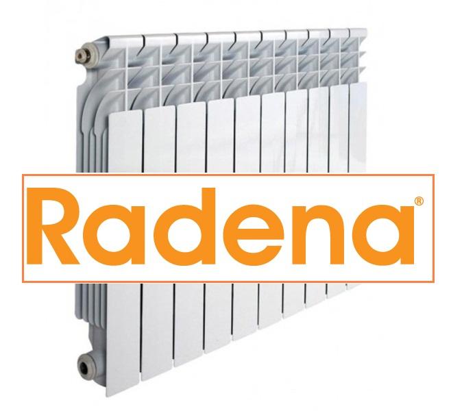Радиатор биметаллический CS 350 4 секции