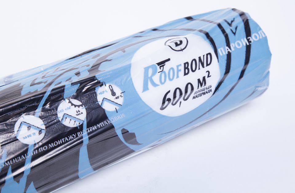 Пленка пароизоляционная Roofbond 60 м2 (В) (1,6*37,5м)