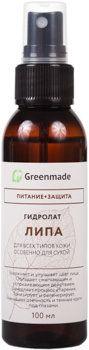 ГринМейд - Гидролат Липа для всех типов кожи, особенно для сухой