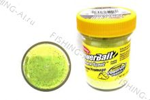 Форелевая паста Berkley PowerBait Natural Scent Trout Bait Cheese Light green Сыр