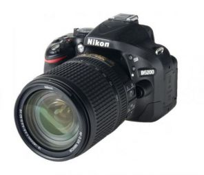 Nikon D5200 Kit 18-140mm f/3.5-5.6G ED VR DX AF-S