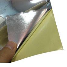 Безопасное зеркало - самоклеющаяся зеркальная пленка, 50х50 см