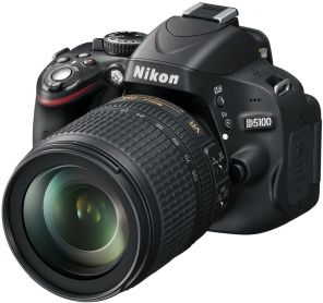 Nikon D5100 Kit 18-105mm f/3.5-5.6G AF-S ED DX VR