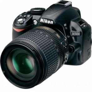 Nikon D3100 Kit 18-105mm f/3.5-5.6G AF-S ED DX VR