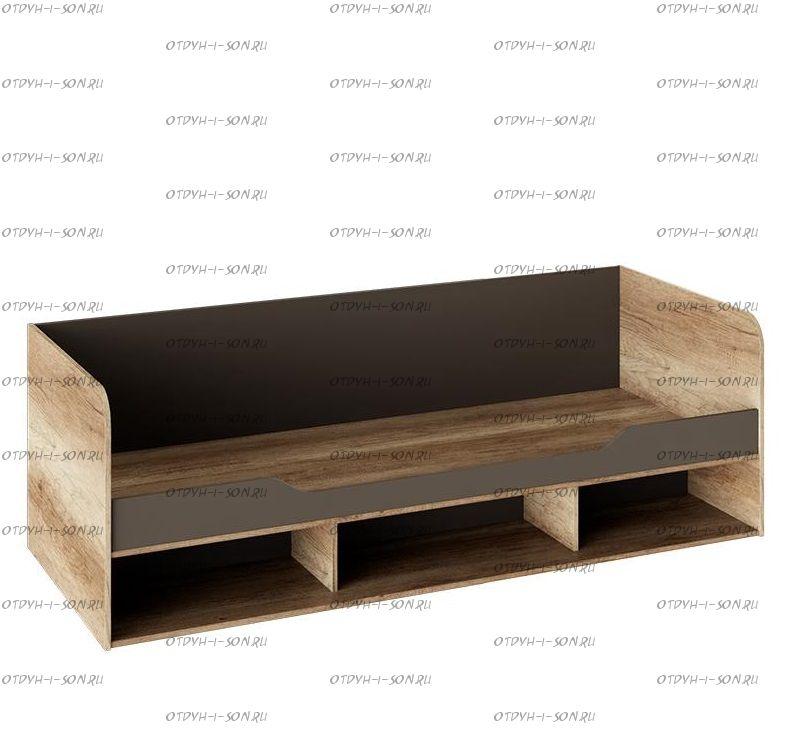 Кровать Пилигрим ТД-276.12.02 (80х200)