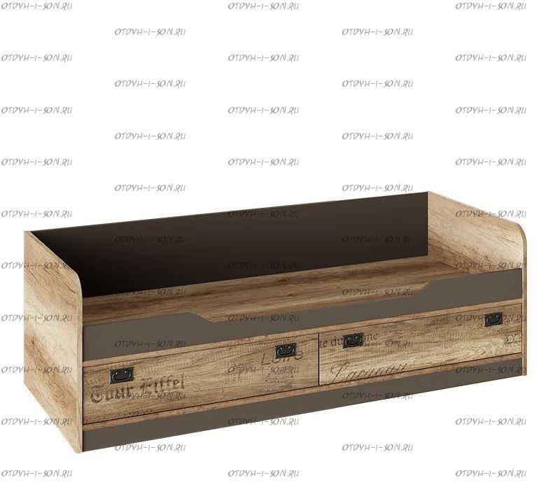 Кровать Пилигрим ТД-276.12.01 (80х200)