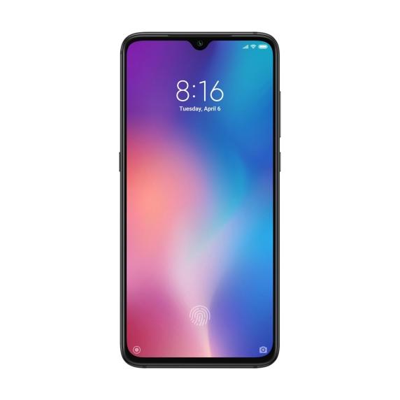 Xiaomi Mi 9 64 ГБ (черный)