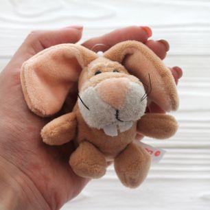 Зайчик Nici аксессуар для куклы, 8 см